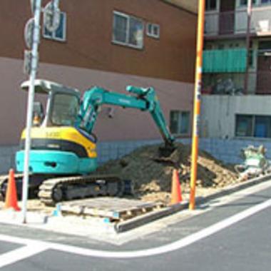 | 外構工事 舗装工事