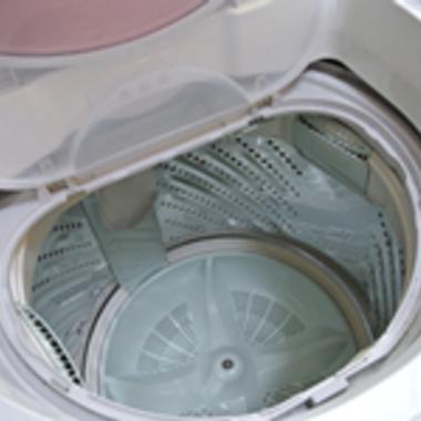 洗濯槽クリーニング後