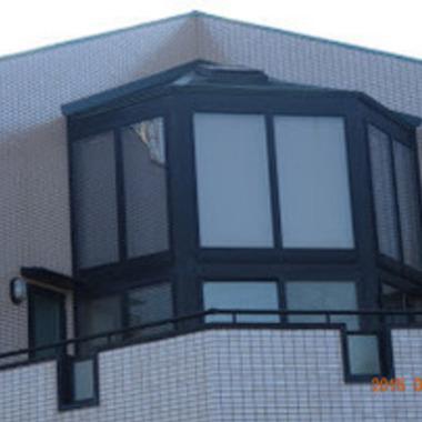   断熱カバー工法後 天窓
