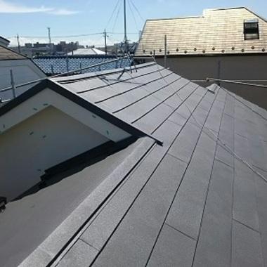 リフォーム後 屋根