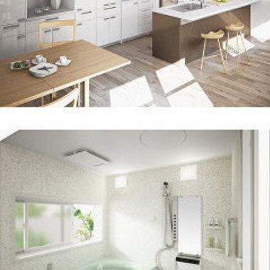 キッチン・浴室写真
