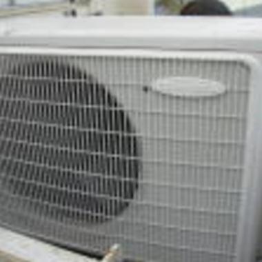エアコン取り外し作業 室外機