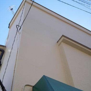 外壁塗装・クラック補修完了 別角度