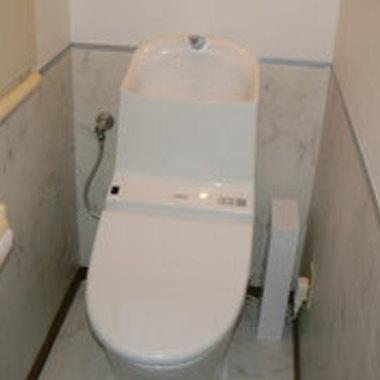 トイレ リフォーム完了