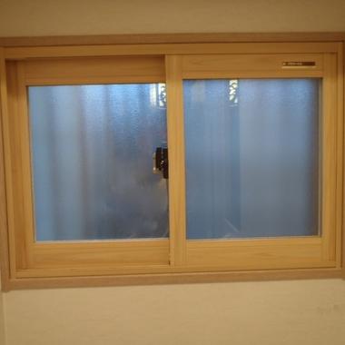 内窓設置 正面画像