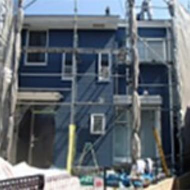 横浜市鶴見区 外壁塗装・屋根塗装 パーフェクトトップ・サーモアイSiの施工後写真(2枚目)