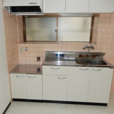 立川市 綺麗なキッチンにの施工後写真(0枚目)