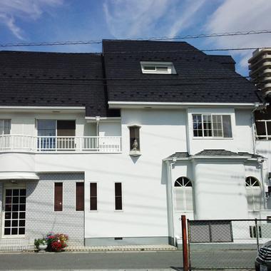 さいたま市浦和区✕外壁屋根塗装✕迅速な仕上がりのプロの工事の施工後写真(0枚目)
