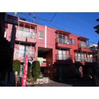 西東京市 アパート外壁塗装でまるで新築の施工後写真(0枚目)