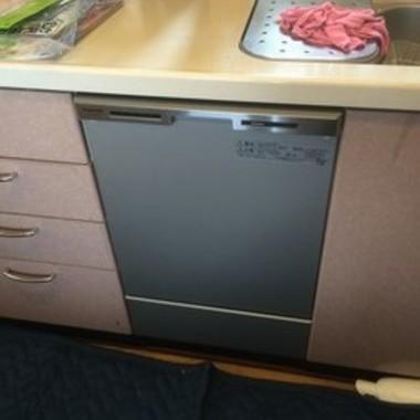 食洗機設置