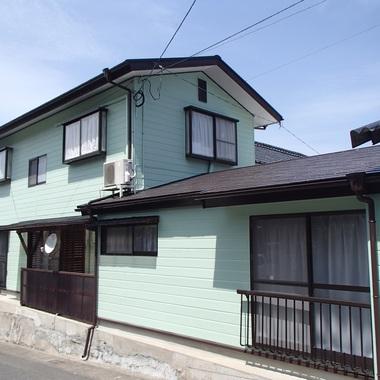 佐賀市 外部塗装 シーリング総打ち替え・クラック補修の施工後写真(0枚目)