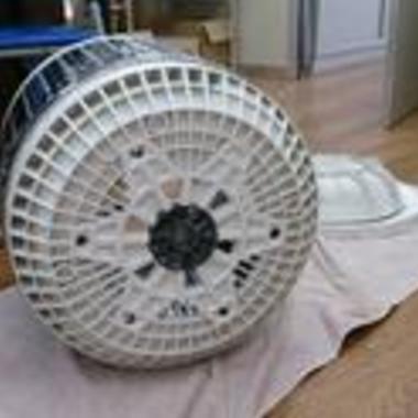 | 福岡市東区×ハウスクリーニング×洗濯機をクリーニングの施工後写真(0枚目)