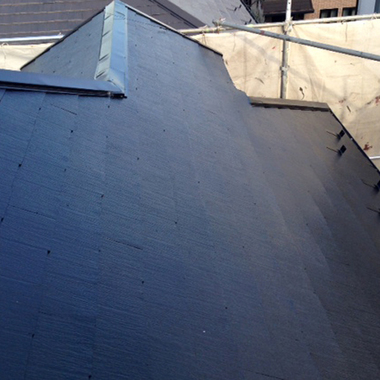 さいたま市✕屋根工事✕綺麗な仕上がりの工事の施工後写真(1枚目)