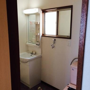 神奈川県鎌倉市 賃貸 トイレ、洗面台リフォームの施工後写真(0枚目)