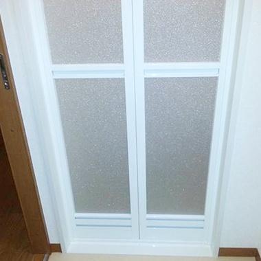 神奈川県秦野市 浴室ドア交換 S様邸の施工後写真(0枚目)