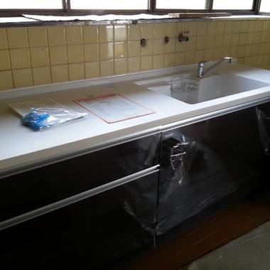 神奈川県足柄上郡 キッチンリフォーム T様邸の施工後写真(1枚目)