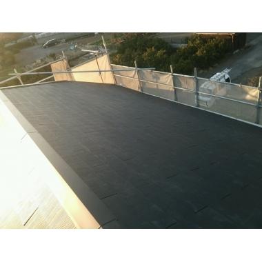 | 静岡市清水区✕屋根工事✕綺麗な仕上がりの工事の施工後写真(0枚目)