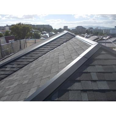| 静岡市葵区✕屋根工事✕丁寧な仕上がりの工事の施工後写真(0枚目)