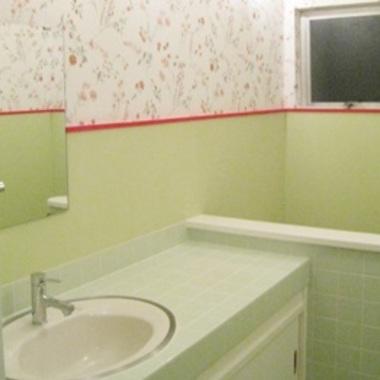 トイレ内洗面台設置