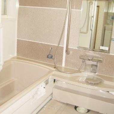 浴室リフォーム後 タカラぴったりサイズシステムバス「プレデンシア」