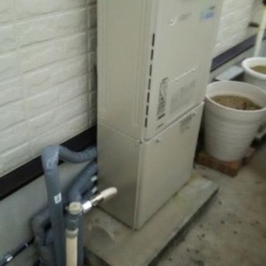 ガス給湯器交換後