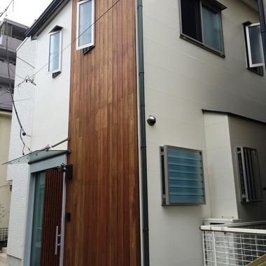 世田谷区✕大規模リフォーム✕築50年の家も新築のようになる工事の施工後写真(0枚目)
