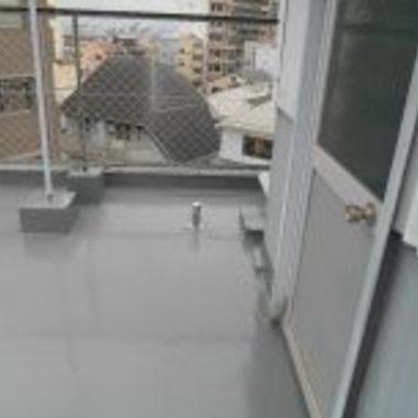 大阪市阿倍野区✕ウレタン防水工事✕雨漏りを改善する工事の施工後写真(0枚目)