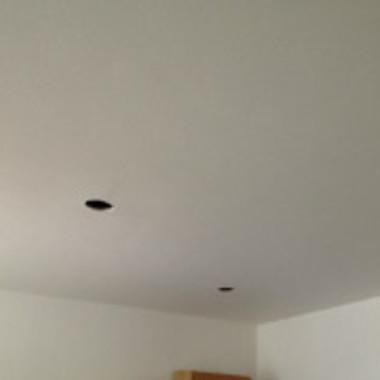 | 天井点検口取り付け後