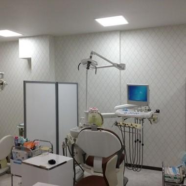 | 歯科医院全面リフォーム 診察室