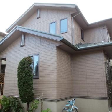 | 外壁屋根塗装工事完了