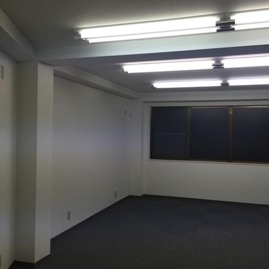 | 原状回復工事完了 事務所・店舗 事務所