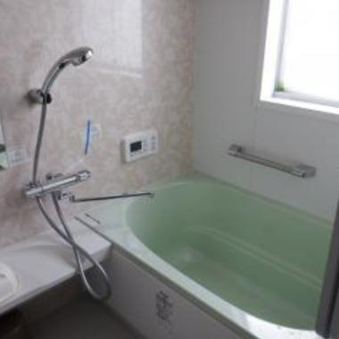 浴室リフォーム完了