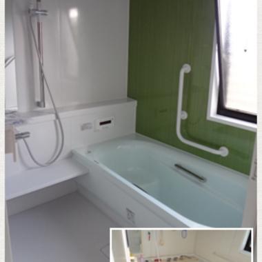 | 浴室リフォーム