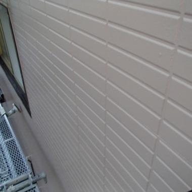 外壁塗装完了