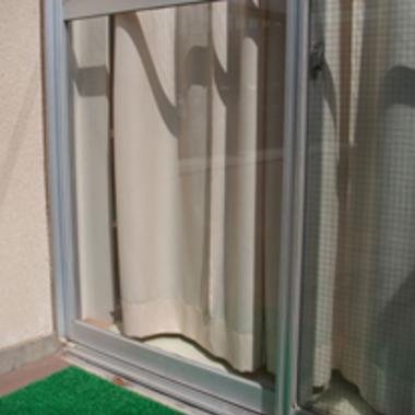 サッシの窓ガラス交換