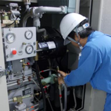 ビルメンテナンス 機械設備全般の保守点検