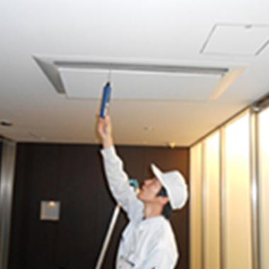 ビルメンテナンス 空調設備管理