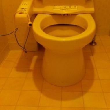 水回りのクリーニング 洋式トイレ