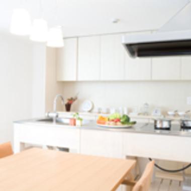 ハウスクリーニング キッチン