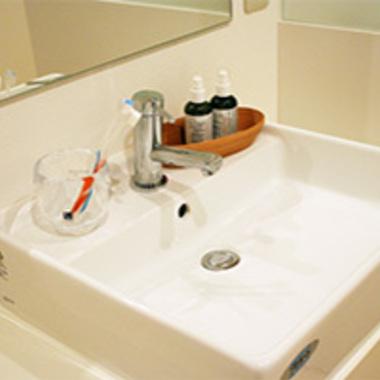 ハウスクリーニング 洗面所
