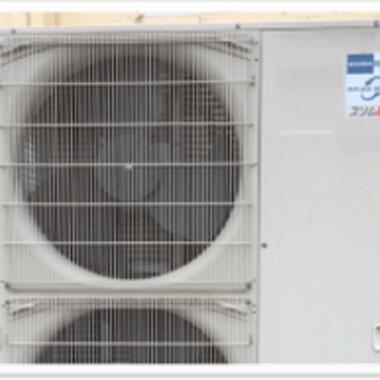 業務用エアコン室外機クリーニング