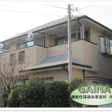 | 外壁・屋根塗装 クラック補修