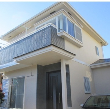 外壁・屋根塗装 棟カバー・貫交換
