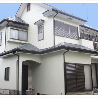 外壁塗装 屋根遮熱塗装