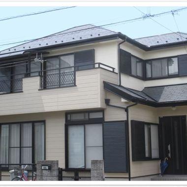 | 屋根遮熱塗装 バルコニー防水工事