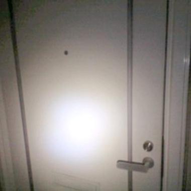 | 解錠作業のドア
