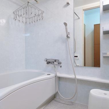 リフォーム後の浴室