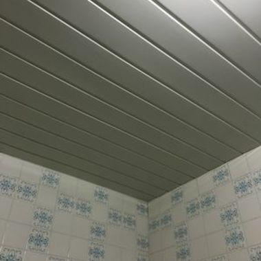カビ取りクリーニング後の浴室天井
