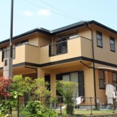 塗装後 住宅外観