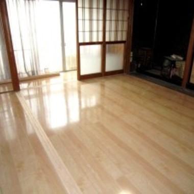 西尾市 床・キッチンリフォーム・トイレ リフォームの施工後写真(0枚目)